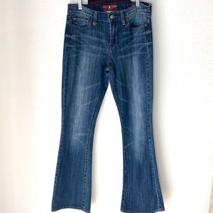Lucky Brand Sofia Boo/boot cut jeans. Size 30